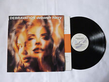 DEBORAH HARRY ~ DEBRAVATION ~ CHR 6033 ~ NEAR MINT 1993 UK VINYL LP ~ TOP AUDIO