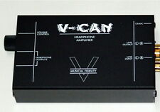 Musical Fidelity V-CAN Headphone Amplifier