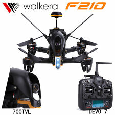 Walkera F210 FPV Racing Quadcopter Drone 5.8G w/ 700TVL Camera /DEVO 7 / OSD RTF