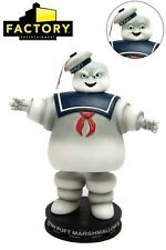 Ghostbusters Stay Puft Marshmallow Man Shakems Premium Motion Statue New