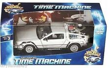 Welly 22441 Back To The Future Part II DeLorean Time Machine 1:24 Scale New