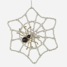 Kit makes 1 Welcome to my Web Ornament Halloween Spider craft kit  NEW