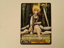 Weiss Schwarz promo card: FZ/S17-PE04 PR Moment of Peace, Saber (x1)