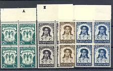 SURINAME # 183/86 (4 x)   KW €32    LUXE-  2 x PONSTEKEN IN VELRAND