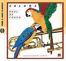 Raul De Souza-Colors CD NEW