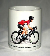 Cycling Mug. Mark Cavendish, Giro d'Italia 2013