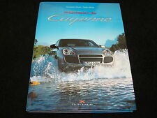 PORSCHE CAYENNE STEFAN WARTER, CLAUSPETER BECKER H/B ENGLISH 2002 1 ° modifica