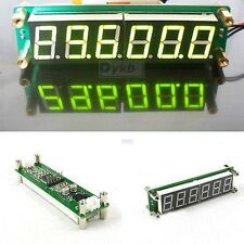 0.1 to 65MHz RF Signal Frequency Counter Cymometer meter 6 LED FOR Ham Radio Y