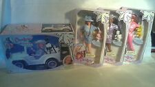 CLUELESS CHER, AMBER & DIONNE BARBIE DOLLS WITH SUPER COOL 4 WHEELER! NEW! NRFB!