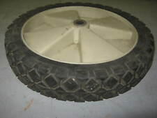 "GENUINE ARIENS REAR TINE 20"" ROTO TILLER WHEEL RIM TIRE ASSEMBLY P/N 07112700"