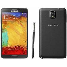 New Unlocked Samsung Galaxy Note 3 SM-N900T - 32GB - Black T-Mobile Smartphone