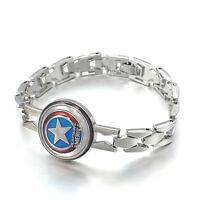 Captain America Marvel Cosplay Bracelet Shield New Gift Sale Marvel Avengers New