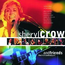 SHERYL CROW & FRIENDS 'LIVE' CD NEU DIXIE CHICKS ERIC C