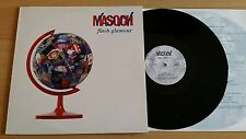 VON MASOCH - FLASH GLAMOUR - RARE EP 33 GIRI+LYRICS INNER SLEEVE - ITALY PRESS