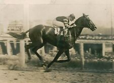 MAN-O-WAR 8X10 PHOTO HORSE RACING PICTURE JOCKEY RACE ACTION