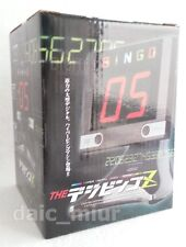 Electronic Bingo Machine THE Digibingo Z HANAYAMA 1-75 Party Japan with Tracking