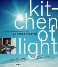 Kitchen of Light: The New Scandinavian Cooking-ExLibrary