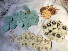 Vintage Millinery Labels And Tags Pell Mell & Trevell Hats