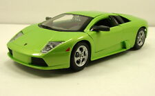 "Maisto Lamborghini Murcielago LP640 1:24 scale 8"" diecast model car Green M60"
