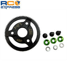 Hot Racing Traxxas Electric Rustler Stampede 48p Steel 75t Spur Gear STE875