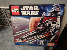 New Lego Star Wars 7915 Imperial V-Wing Starfighter w/ 2 Minifigs