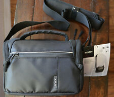 Sony Soft Carrying Case LCS-SL10 for Cyber-Shot Camera