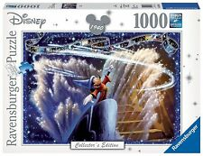 RAVENSBURGER Puzzle * 1000 pezzi * DISNEY COLLECTOR 'S EDITION * FANTASY * rarità * OVP