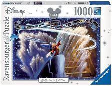 Ravensburger puzzle * 1000 piezas * Disney Collector 's Edition * Fantasia * rareza * OVP