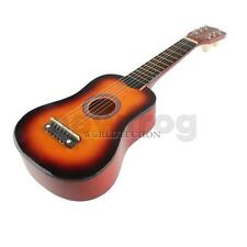 Acoustic Guitar with Pick Beginners  Musical Instrument 21 Inch 6 String  WT7n