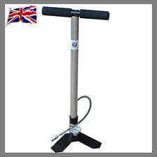 UK PCP 3 Stage Hand Pump 4500psi Air Fifle Airrifle Air Gas