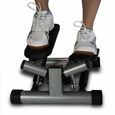 Stepper mit Expander,Computer Aerobic Fitness Swing-Stepper B-WARE TOP PREIS
