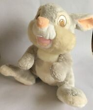 "DISNEY STORE – EXCLUSIVE – THUMPER - BUNNY FROM BAMBI - 11"" - SOFT PLUSH TOY"