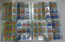 COLECCION COMPLETA 150 LAMINCARDS COLLECTION POKEMON 2005 EDIBAS (USADAS) LEER