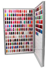 308 COLORI NUOVO NAIL SMALTO GEL Display Design BOOK grafico 4 NAIL ART SALON # 1004c