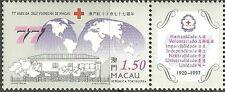Macau - 77 Jahre Rotes Kreuz von Macau postfrisch 1997 Mi. 924