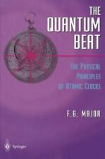 The Quantum Beat: Principles and Applications of Atomic Clocks-ExLibrary