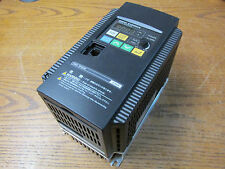 Omron 3G3JX-A4004 A/C Inverter Adjustable Frequency 3 Phase 380-480 Volts