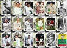 Leeds United 1968 Football League Cup final winners trading cards