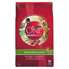Purina ONE SmartBlend Lamb & Rice Formula Adult Premium Dog Food 31.1 lb. Bag