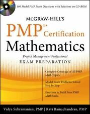 McGraw-Hill's PMP Certification Mathematics with CD-ROM (PreTest), Subramanian,