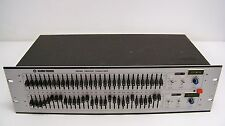 Klark Teknik DN360 Dual Channel, 30-Band, 1/3 Octave Graphic Equalizer (5B)