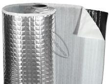 1 x 2m Rolle Alubutyl für optimale Dämmung im Auto Anti Dröhn Matte