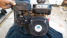 Subaru Robin Engine 4.5 HP go kart snowblower blower 3/4 shaft