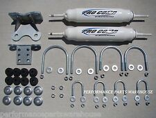 59-79 FORD F100 F150 4x4 - PRO-COMP DUAL FRONT STEERING STABILIZER SHOCKS