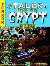 EC ARCHIVES TALES FROM THE CRYPT VOL #5 HARDCOVER Dark Horse Comics #41-46 HC