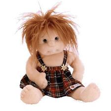 TY Beanie Kid - GINGER (10 inch) - MWMT's Beanie Baby Doll Toy