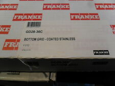 FRANKE STAINLESS STEEL SINK GRATE  GD28-36C BOTTOM GRID NEW IN BOX
