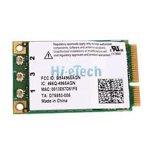 Laptop Durable 4965AGN Wifi Wireless Card Network for Dell Latitude D620 D630