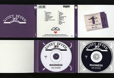 MADNESS - 2006 - DOUBLE LIVE CD OF LONDON BRIXTON ACADEMY GIG - 2015 REISSUE