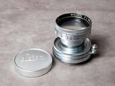 Leica / Leitz Summitar 50 1:2 lens (10 blade version)